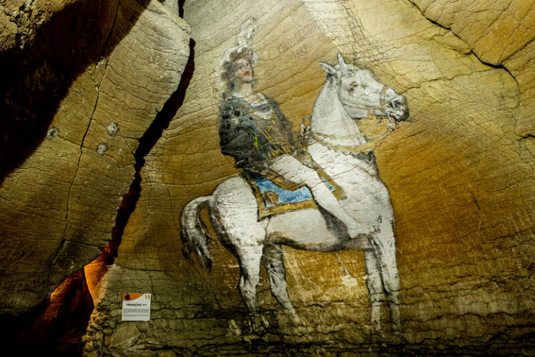 La Balme les Grottes - Les grottes