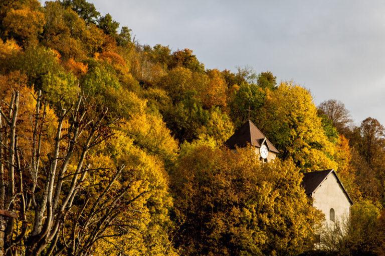 La Balme les Grottes - Église Saint-Pierre