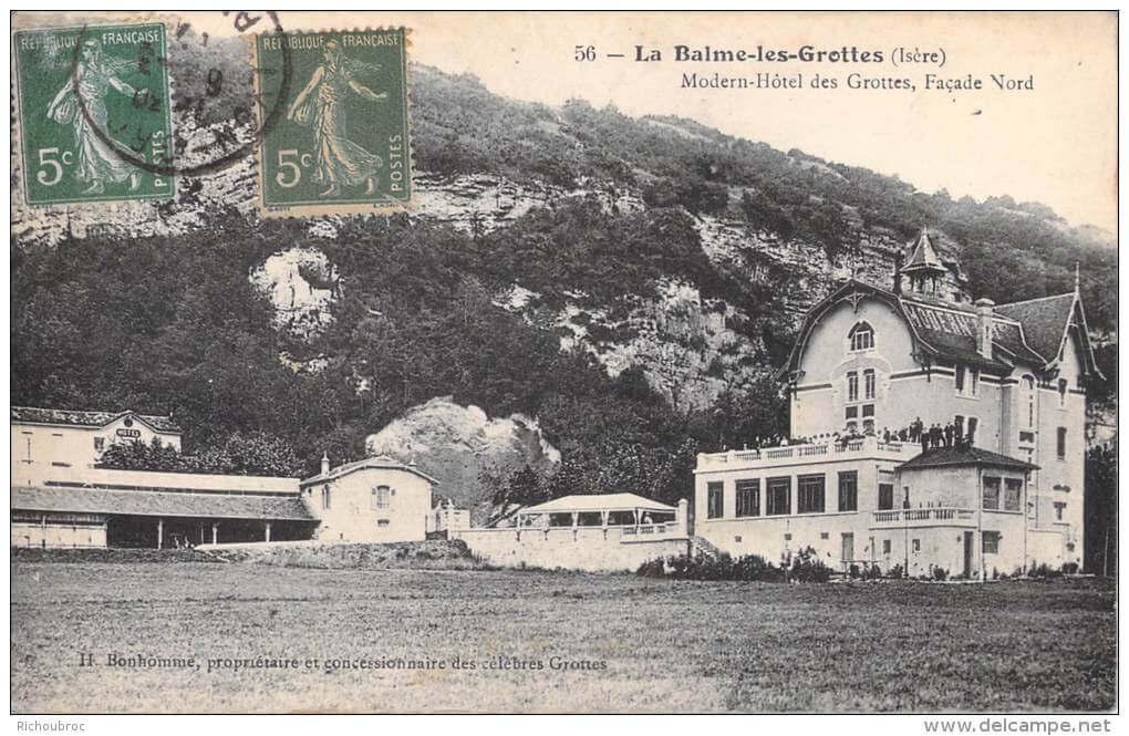 La Balme les Grottes - le Modern Hôtel
