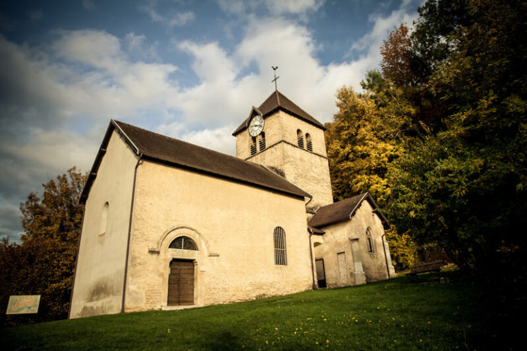 Eglise Saint-Pierre - La Balme les Grottes