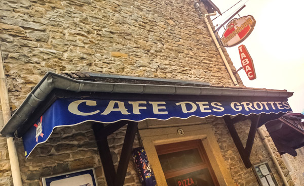 Café des grottes