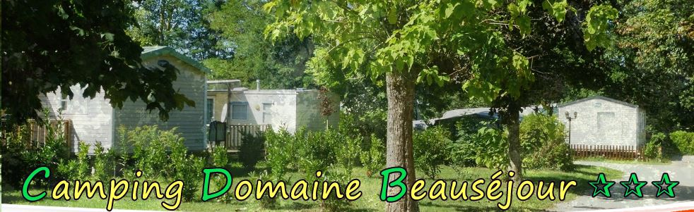 Camping Beausejour
