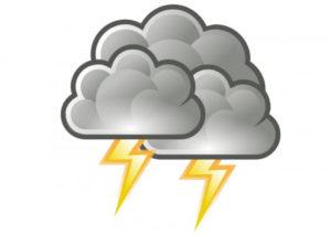 Read more about the article Alerte météo: orages et grèle