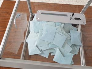 Résultats 2nd tour des élections régionales et départementales 2021 à La Balme les Grottes