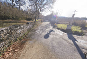 Chemin de Saint-Roch : Circulation difficile jusqu'au 10 août