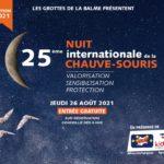 25ème Nuit internationale de la chauve-souris