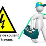 Info: coupures de courants programmées